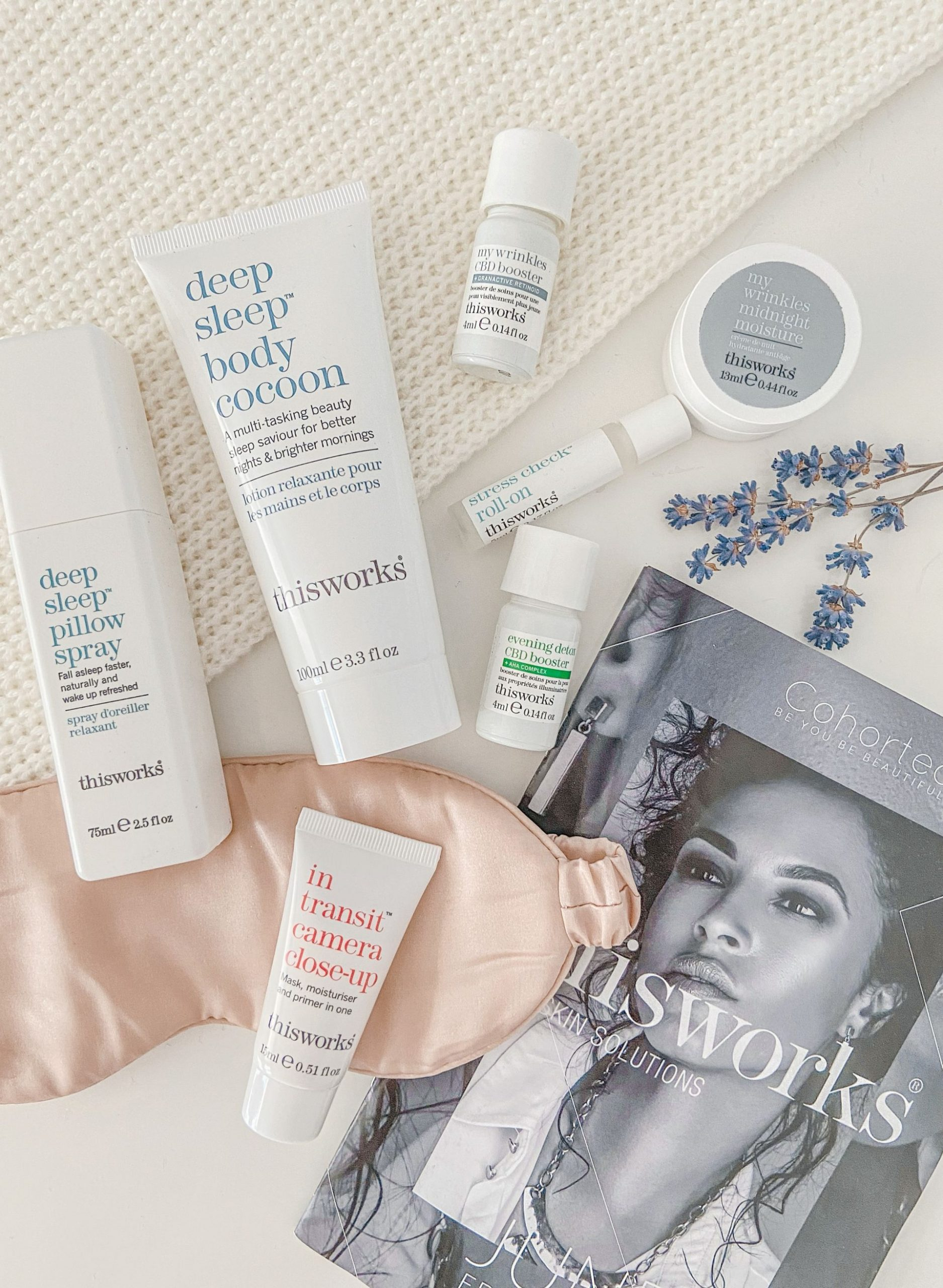 Cohorted x This Works Beauty Box Review