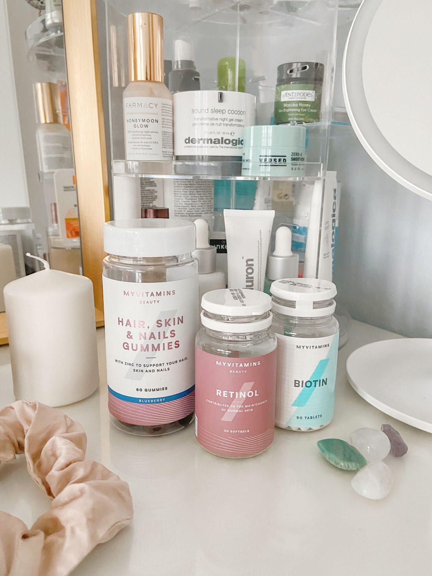 Skincare Vitamins with My Vitamins Review