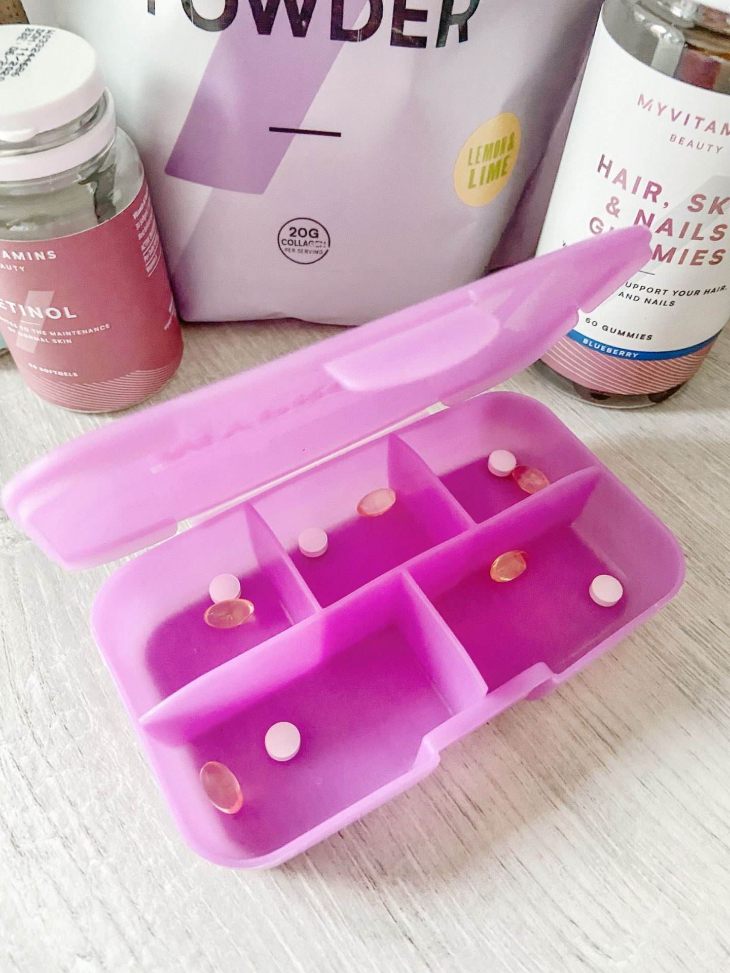 My Vitamins Supplements Review