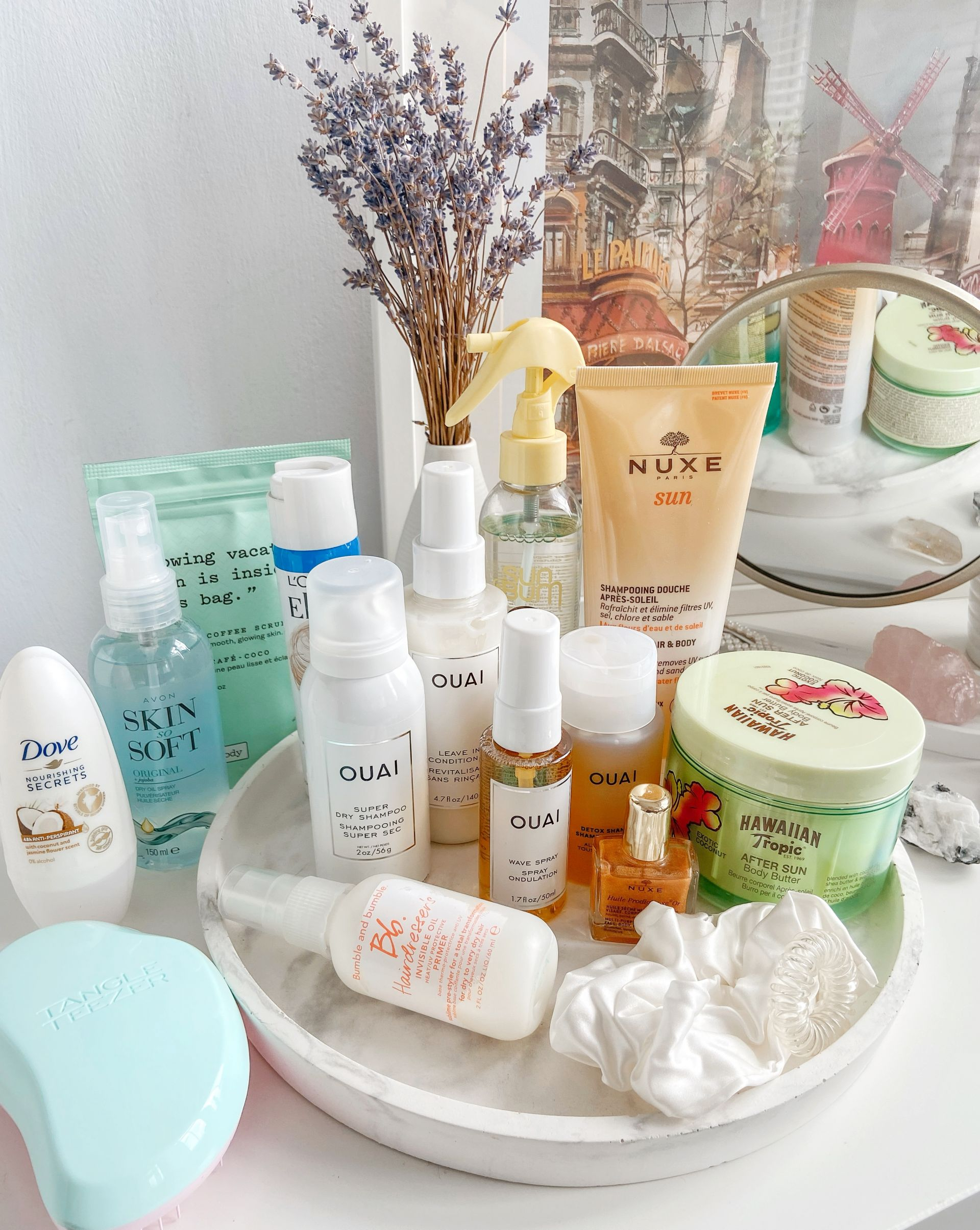 Summer Holiday Toiletry Essentials