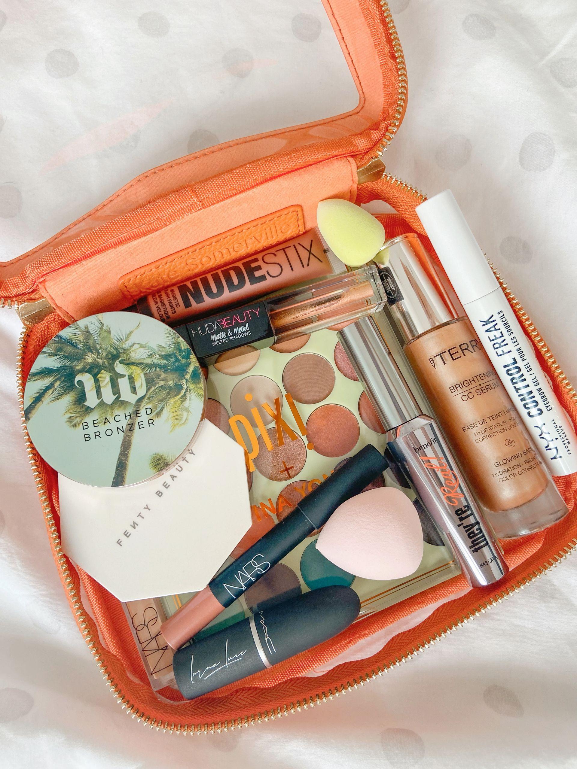 Summer Makeup Bag